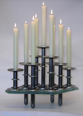 9-light Table-piece