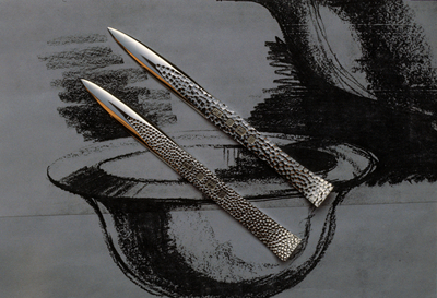 Letter Openers in Silver