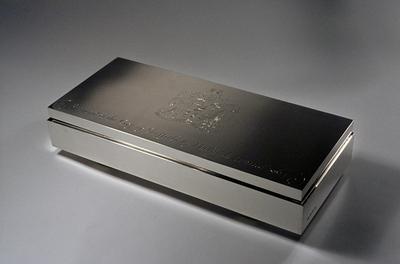 The Hadfield Cigarette Box