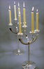 Pair of 4-light Candelabra ::