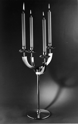4-light Candelabra