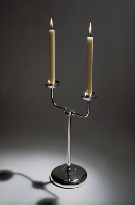 2-light Candelabra
