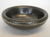Double skin pewter bowl ::